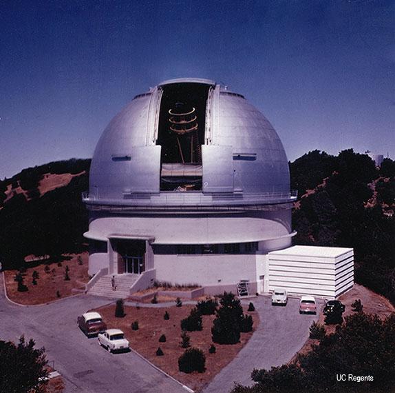 Dombs Garderobekast Wit.Mt Hamilton Telescopes Carnegie Double Astrograph