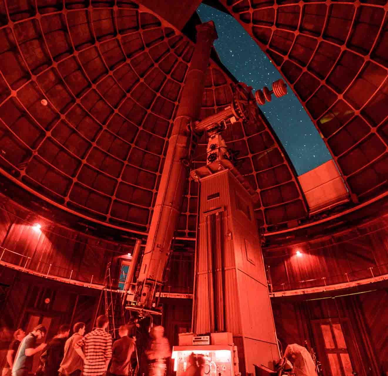 lick observatory music
