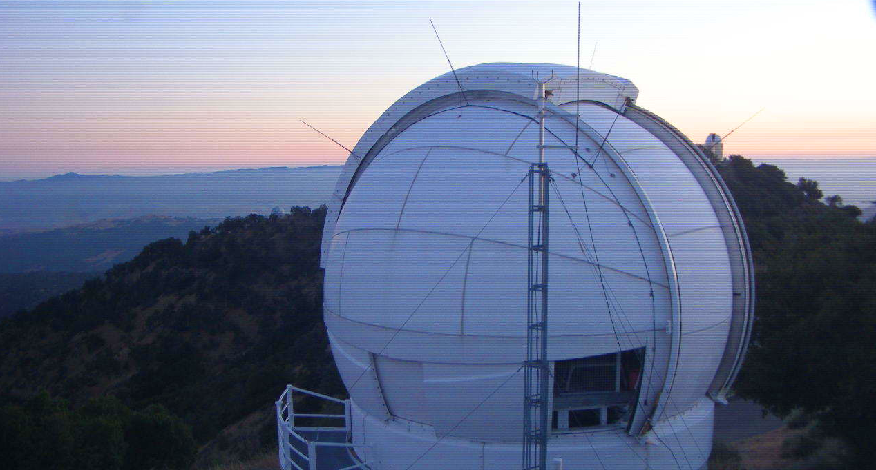 lick observatory directions