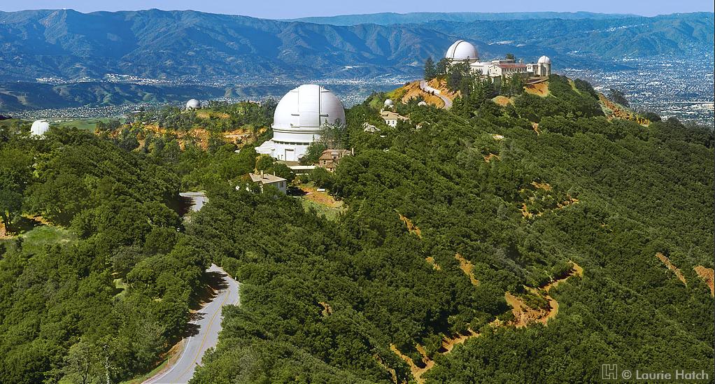 Lick observatory mt hamilton