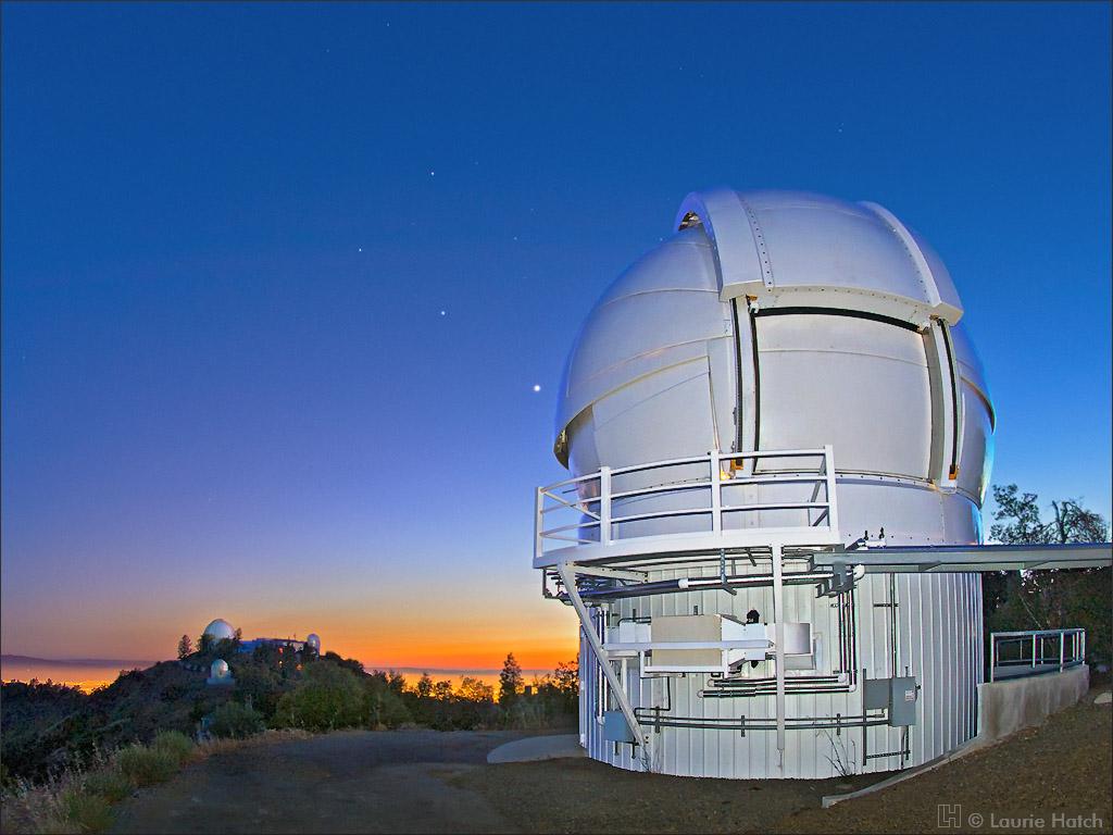 Lick observatory meter largest #2