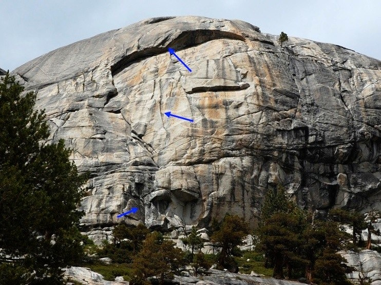 AN Unofficial Guide to Climbs in Tuolumne Meadows