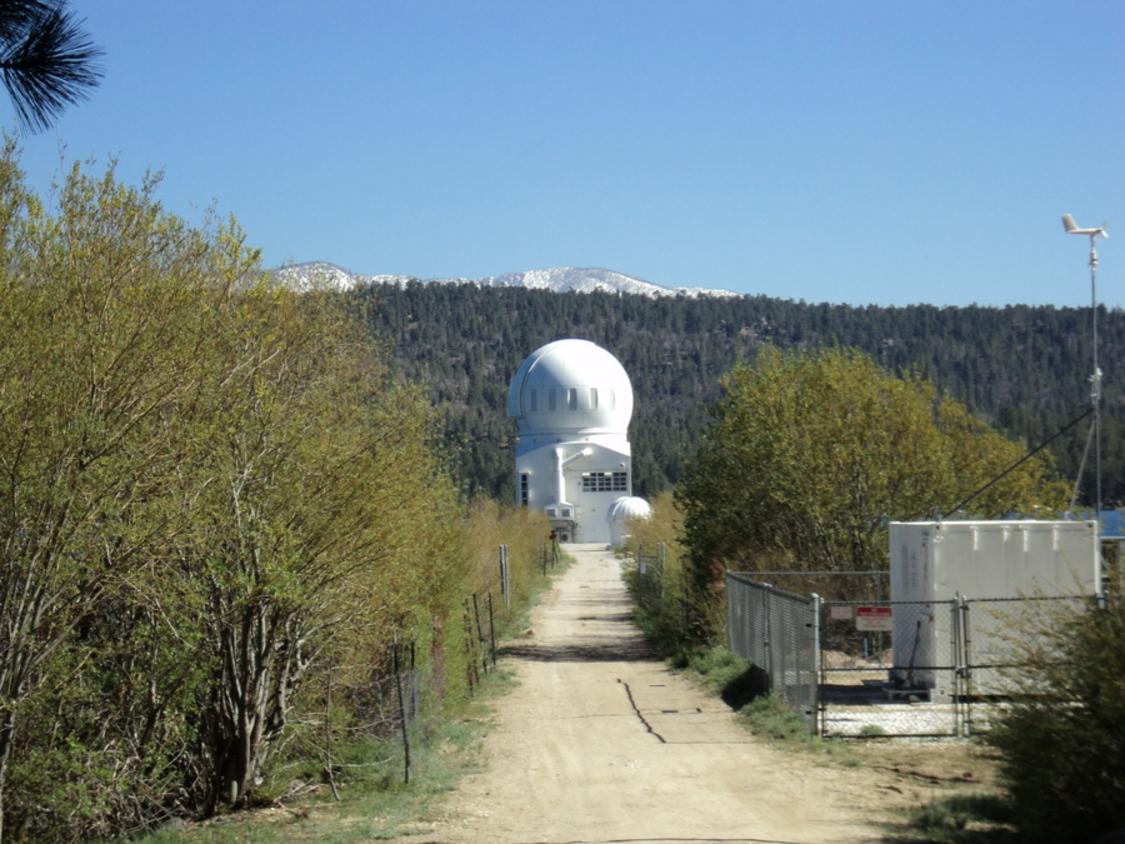 earthquake big bear solar observatory - photo #4